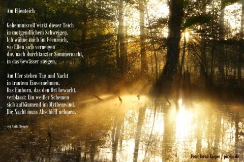Märchenhafte Und Mystische Gedichte