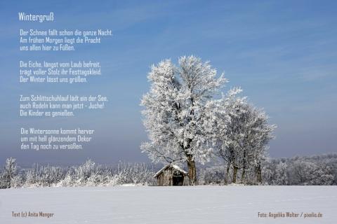 Wintergedichte Meine Gedichte Zur Winterzeit