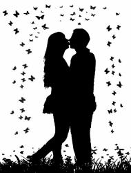 Liebesgedichte kurz romantische Romantische Liebesgedichte